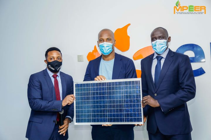 Electrification : 140 kits solaires remis aux populations des zones rurales